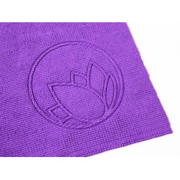 Nanolex Microfiber Cloth Purple x1