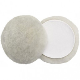 "130mm (5.0"") SUPERFINE Merino GRIP Wool Pad"