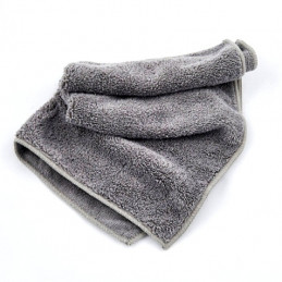 Microfiber Towel Grey