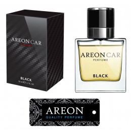 Areon Car Luxury Perfume Black 50ml