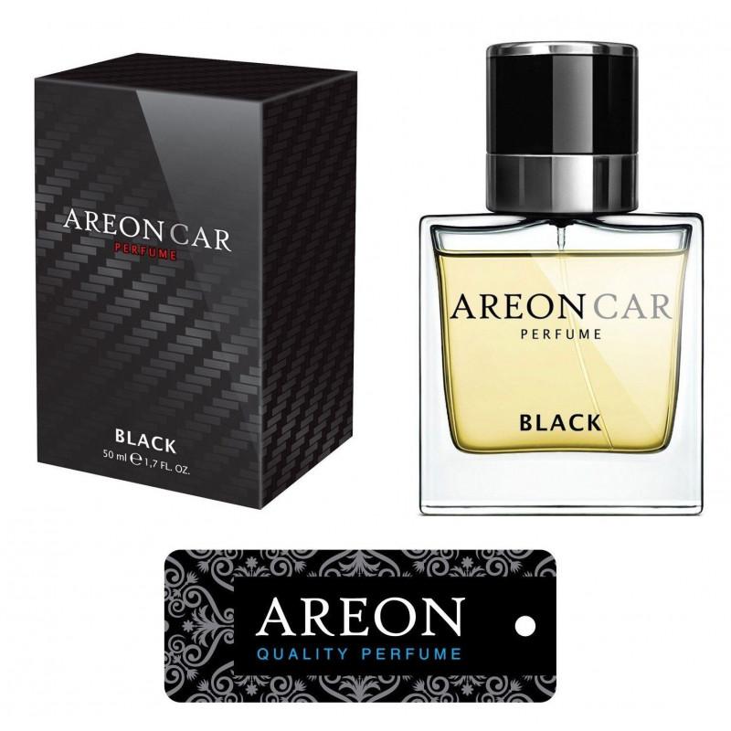 Areon Car Luxury Perfume Black 50ml